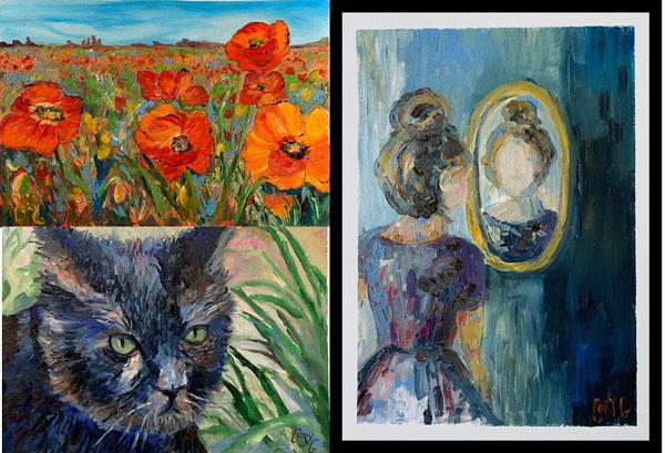 cory goodrich paintings